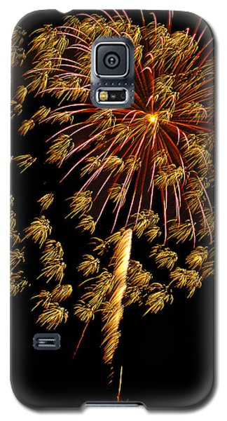 Galaxy S5 Case featuring the photograph Fireworks 10 by Bill Barber