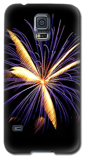 Galaxy S5 Case featuring the photograph Fireworks 6 by Bill Barber