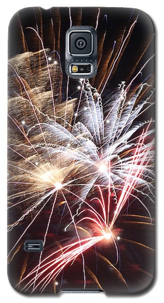 Fireworks Abstract 30 2015 Galaxy S5 Case