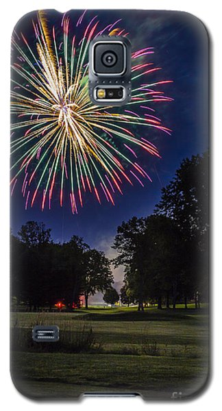 Fireworks Beauty Galaxy S5 Case
