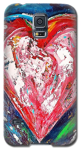 Fireworks Galaxy S5 Case by Diana Bursztein