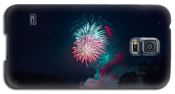 Fireworks In The Country Galaxy S5 Case