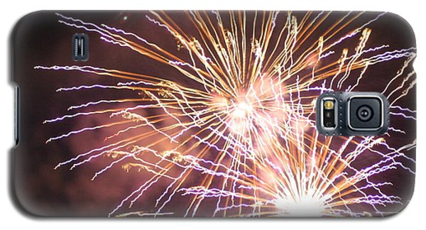 Fireworks In The Park 3 Galaxy S5 Case