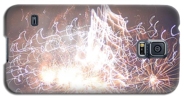 Fireworks In The Park 6 Galaxy S5 Case