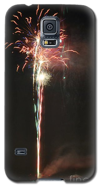 Fireworks On The Lake Galaxy S5 Case