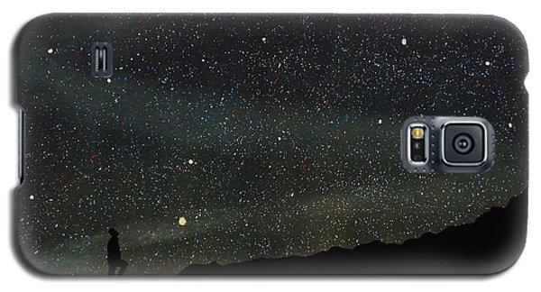 Firmamento Galaxy S5 Case by Edwin Alverio