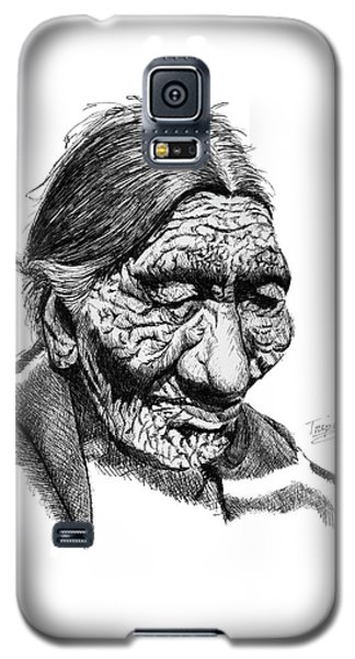 First 100 Years Galaxy S5 Case by Lawrence Tripoli