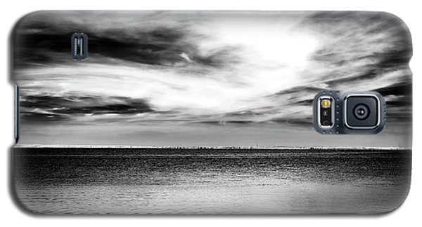 Galaxy S5 Case featuring the photograph First Day by John Rizzuto