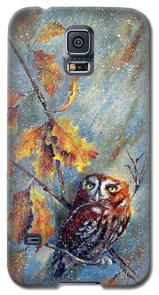 First Flurries Galaxy S5 Case