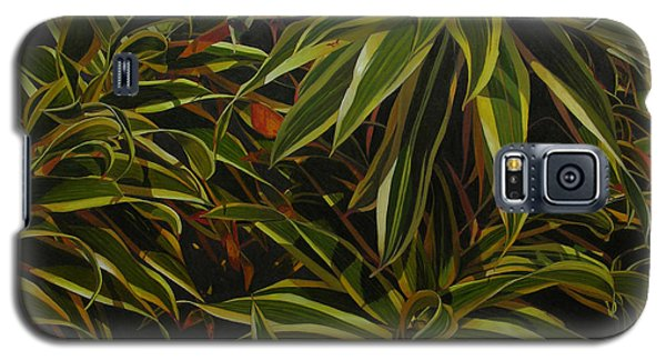 Galaxy S5 Case featuring the painting First In Cabot by Thu Nguyen