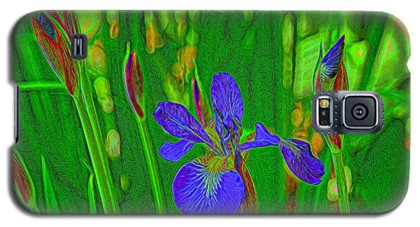 First Iris To Bloom Galaxy S5 Case