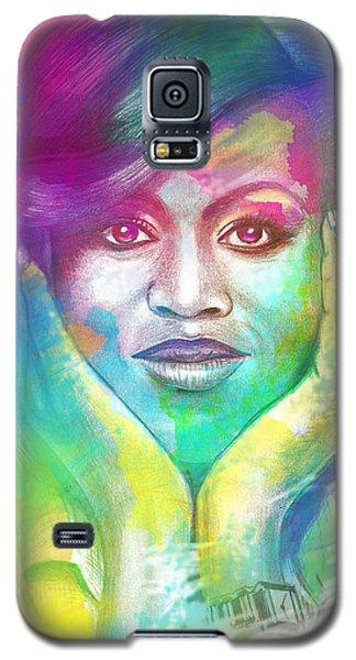 First Lady Obama Galaxy S5 Case