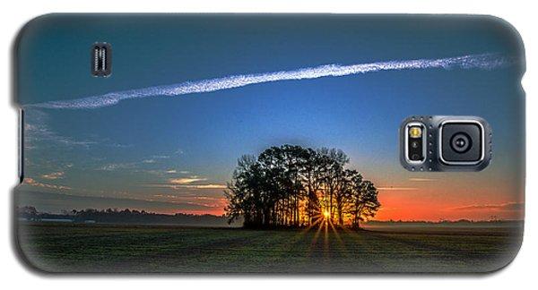 First Light At Center Grove Galaxy S5 Case