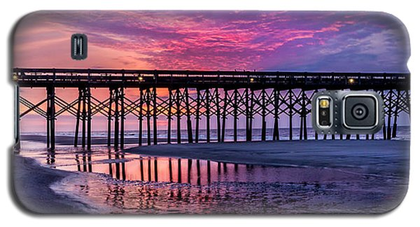 First Light At The Pier Galaxy S5 Case