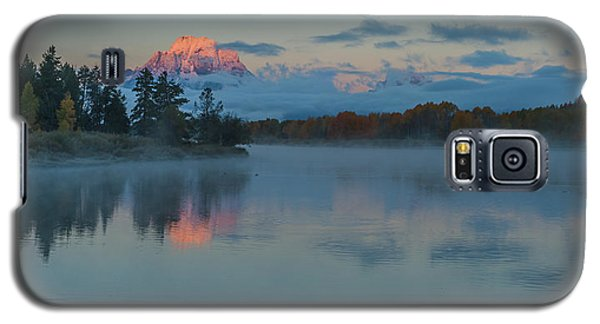 First Light Of Dawn Galaxy S5 Case by Yeates Photography