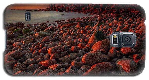 First Light On A Maine Coast Galaxy S5 Case