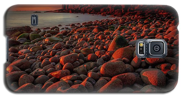 First Light On A Maine Coast Galaxy S5 Case