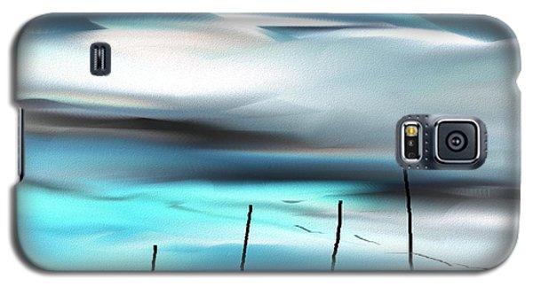 First Light Galaxy S5 Case by Yul Olaivar