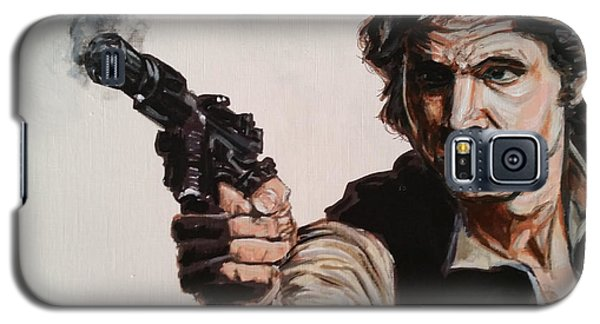 First Shot - Han Solo Galaxy S5 Case