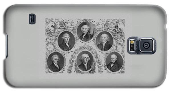 First Six U.s. Presidents Galaxy S5 Case