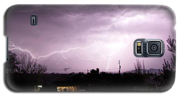 First Summer Storm Galaxy S5 Case by Charles Ables