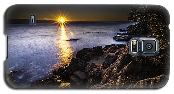 First Rays Over The Adriatic Galaxy S5 Case