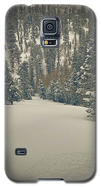 Galaxy S5 Case featuring the photograph first turns Friday  by Mark Ross