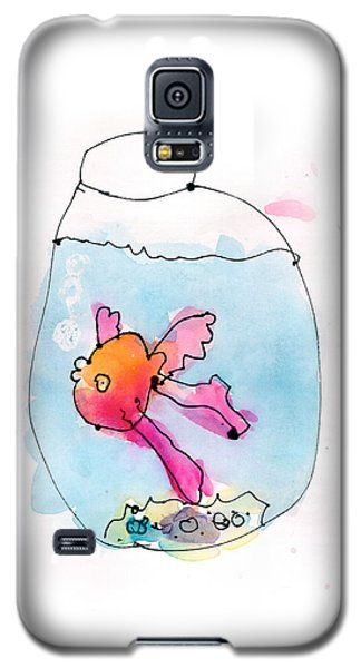 Fish Galaxy S5 Case
