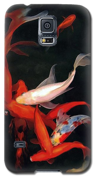 Fish Ballet Galaxy S5 Case