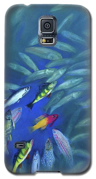 Fish Bowl Galaxy S5 Case
