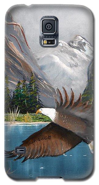 Fish For Dinner Galaxy S5 Case by Al  Johannessen