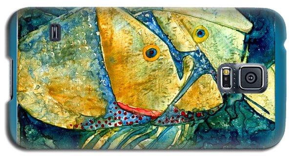 Fish Friends Galaxy S5 Case
