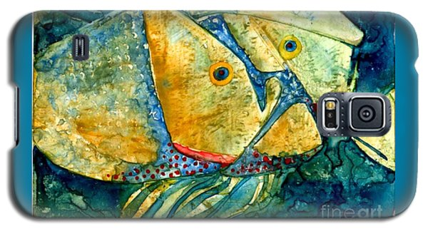 Fish Friends Galaxy S5 Case