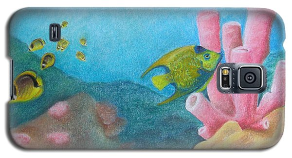 Fish Garden Galaxy S5 Case