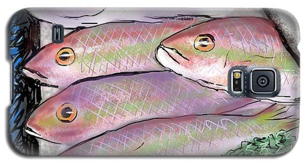 Fish Market Galaxy S5 Case