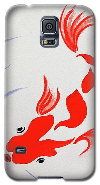 Fish Swish Galaxy S5 Case