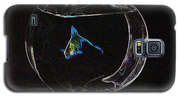 Fishbowl Galaxy S5 Case by Tim Allen