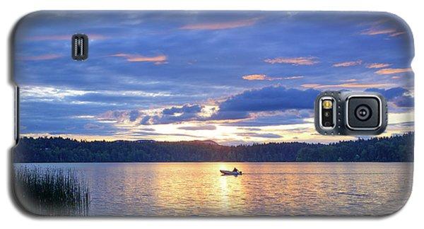 Fisherman Heading Home Galaxy S5 Case