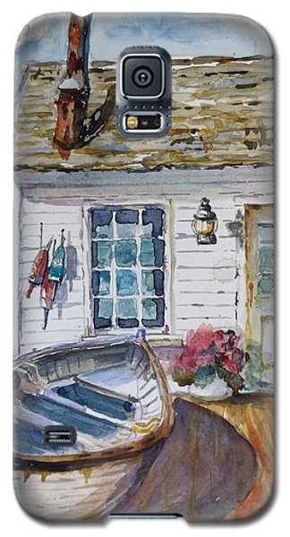 Fisherman's Cottage Galaxy S5 Case