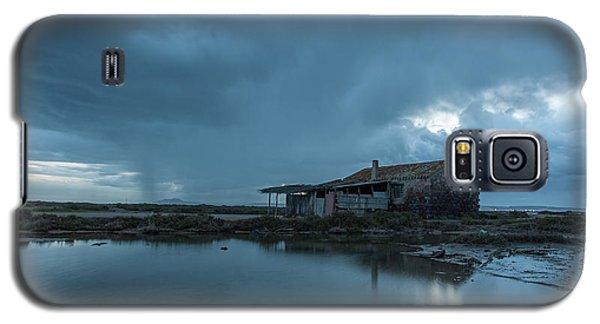 Fisherman's House Galaxy S5 Case