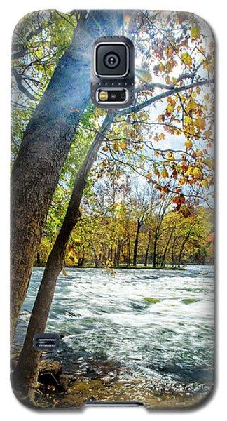 Fisherman's Paradise Galaxy S5 Case