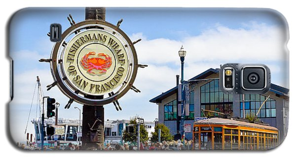 Fishermans Wharf - San Francisco Galaxy S5 Case