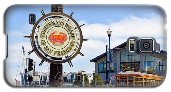 Fishermans Wharf - San Francisco Galaxy S5 Case
