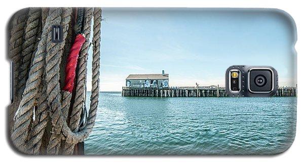 Fisherman's Wharf Galaxy S5 Case