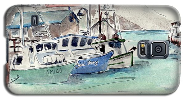 Fishermans Wharf, San Francisco Galaxy S5 Case by Tom Simmons