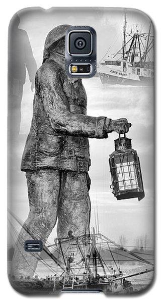 Fishermen - Jersey Shore Galaxy S5 Case