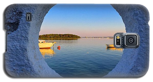 Fishermen Village- Italy Galaxy S5 Case