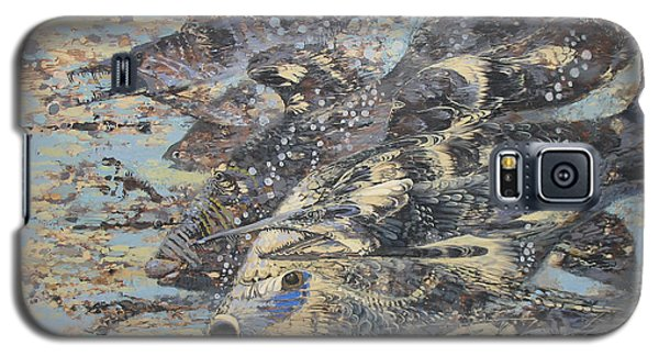 Fishes. Monotype Galaxy S5 Case