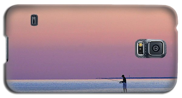Dawn On Cape Cod Bay Galaxy S5 Case