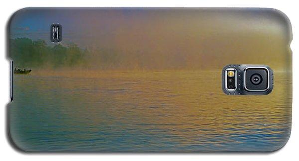 Fishing Boat Day Break  Galaxy S5 Case